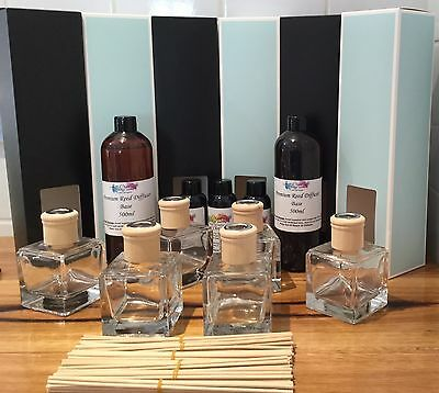 Reed Diffuser Making Kit Everything You Need To Make Your Own Diffusers