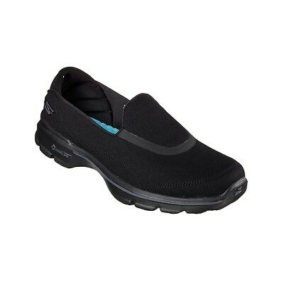 Skechers Womens Go Walk 3 Splendid Textile