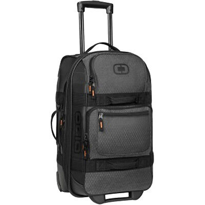 Ogio NEW Mx Layover Graphite Grey Carry On Luggage Travel Motocross Gear Bag