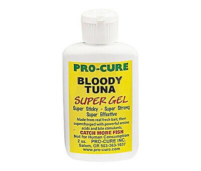 PRO CURE SUPER GEL WITH UV FLASH - PRO CURE SUPER GEL - 1 x BLOODY TUNA