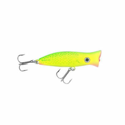 RMG HALCO ROOSTA 60mm POPPER CASTING Top Water Fishing Lure Rooster