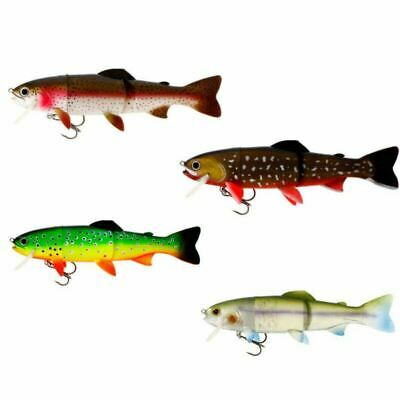 Westin Tommy Trout 25cm Hybrid Swimbait Fishing Lure 1 lure - Choose Your Colour