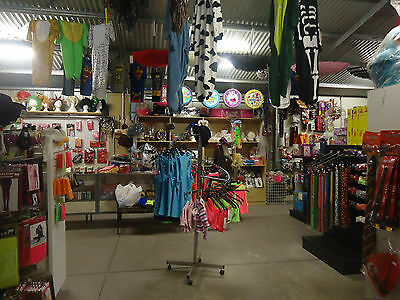 *costume, Gift And Partyware Shop Stock-1000's Of Items, Whole Shop Full*