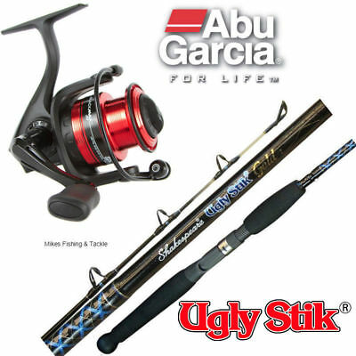 UGLY STIK GOLD Rod 4' 3-6kg Spin Combo with Abu Garcia Black Max 20 Fishing Reel