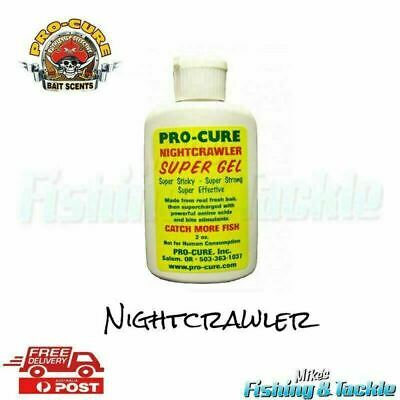 PRO CURE SUPER GEL UV FLASH PROCURE Nightcrawler SUPER GEL - 1 x Night Crawler