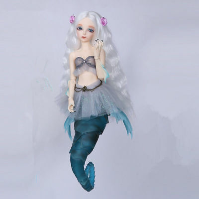 BJD 1/4 Doll Seahorse free eyes +face-up+body blushing A type A resin toy