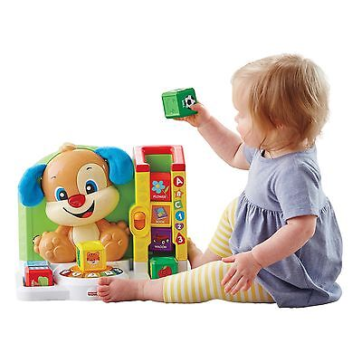 Fisher-Price Laugh & Learn First Words Smart Puppy Baby Infant Toy Age 9-36 M