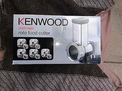 Kenwood Chef & Major Roto Food Cutter Attachment - AT 643