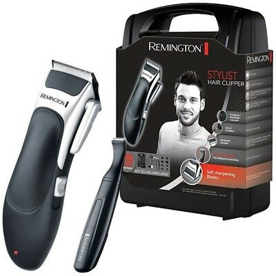 New Remington HC366 Stylist 25 Piece Hair Clipper Trimmer Grooming Set Gift Men