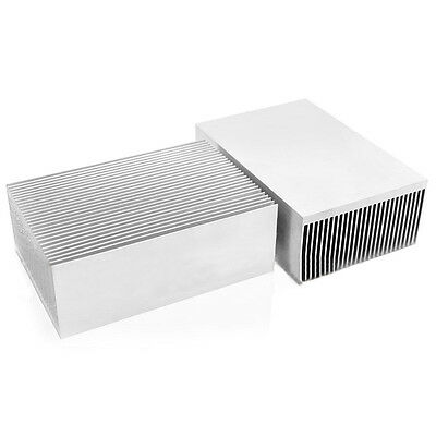 Large Big Aluminum Heatsink Heat Sink Radiator for Led High Power Amplifier