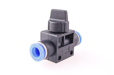 8mm Push in Air Tube Pneumatic speed controller speed control valve