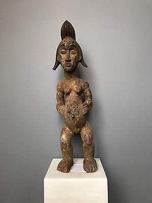 Antique african statue
