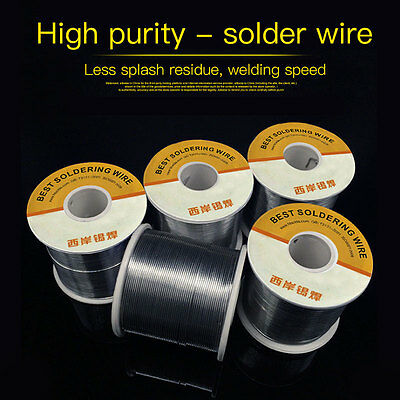Silver Stannum Tin Solder Wire Cored Wire 3.0MM Soldering Welding Tool