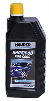 Shampoo mit Wachs Maurer Plus-Lt 1 Car Colors