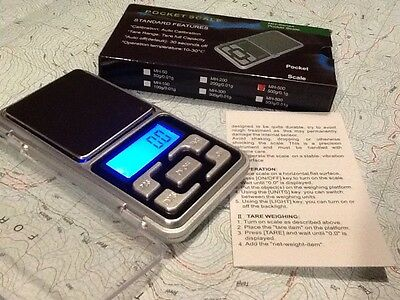 Mini,pocket Scales,prospecting,detector,nuggets,gold,dredge,sluice,mining,gems