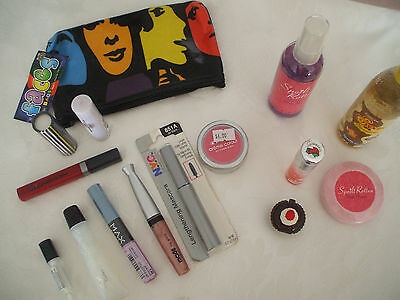 Excellent Lot Of Bulk Makeup Items 25 Items + 5 Bonus Items Total 30 Items