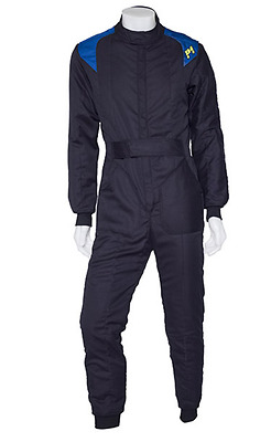 P1 Smart Start Entry Level FIA Approved 2 Layer Race Rally Speed Sprint Racesuit