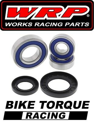 Kawasaki ZX10R 2006 - 2007 WRP Rear Wheel Bearing Kit