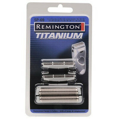 Remington Foil & Cutter Blade Replacement SP-69 Fits Microscreen MS2 Shavers