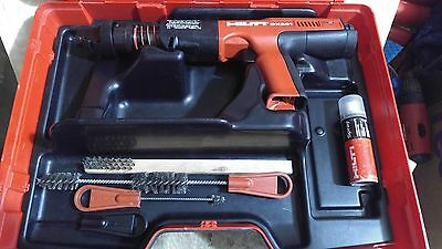 Hilti Dx 351 Powder Actuated Tool Used.