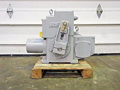 Rx-3989, New Beck 11-209 Rotary Electronic Control Drive Actuator. 250 Lb-Ft.