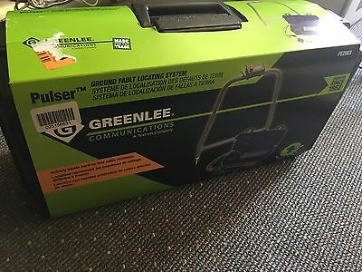 NEW Greenlee PE2003 Pulse Ground Fault Locator Pulser *FREE INSURED SHIPPING