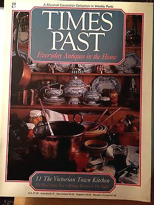 Past Time No.11  The Victorian Town Kitchen – The Preserving Pan - Dinner Ser