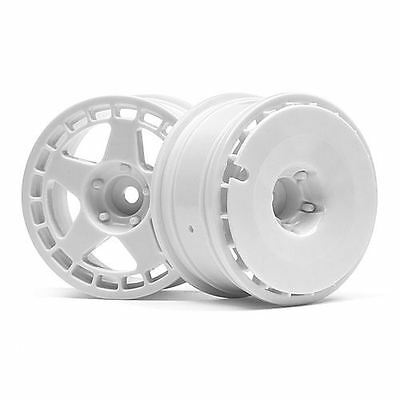 HPI Fifteen52 Turbomac Wheel White (26mm/2Pcs) - 114637