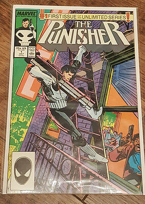The Punisher #1, Near Complete Collection, Netflix TV Show