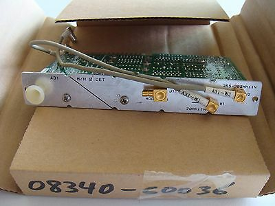 HP / Agilent 08340-60036 M/N Phase Detector Assembly HP 8340 Series