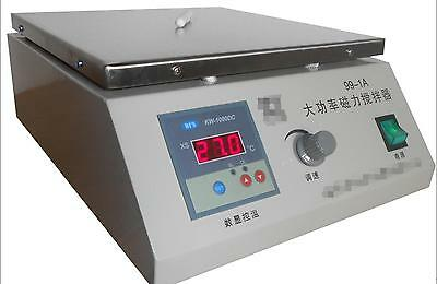 15L Digital Thermostatic Magnetic Stirrer mixer with hotplate 110V or 220V a