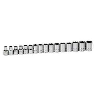 Williams WSB-23HF 23-Piece 3//8-Inch Drive Socket and Drive Tool Set Snap-on Industrial Brand JH Williams