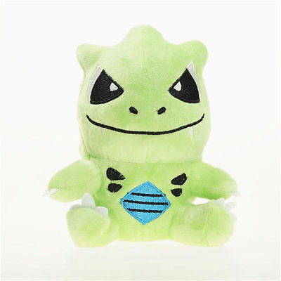 New Pokemon Tyranitar Stuffed Soft Plush Figure 7 inch Toy Doll Gift