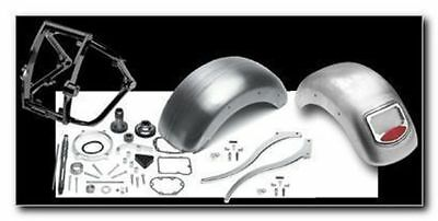 PM Phatail Kit Softail '91-99 Std Brake w/Recessed Number Plate 5 Speed