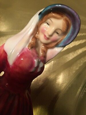 ROYAL DOULTON Rosemary Figurine HN2091 - Retired 1959
