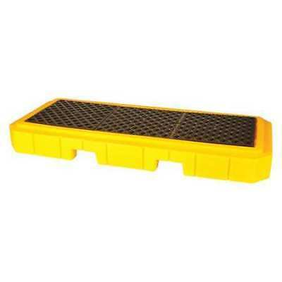 "ULTRATECH 9627 Drum Spill Containment Pallet,83"" L"