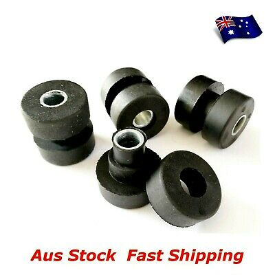 8pcs UNC 6-32 Bolts Screw Pack for hard disk drive HDD anti vibration mounts