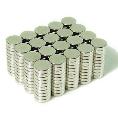 Strong Small Disc Magnets Round Rare Earth Neodymium 15x3mm Fridge Magnet