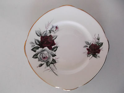 Vintage Duchess Symphony Bone China Side Plate, Made In England