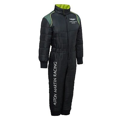 Aston Martin Racing Childs Replica Racesuit - All Sizes