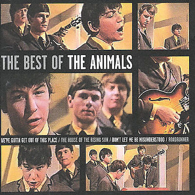 The Animals - Best Of [Remaster] (New Cd)