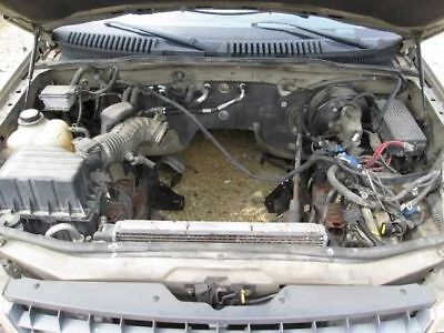2002 EXPLORER 4.0L Under Hood Fuse Box Only Wiring Not ... on