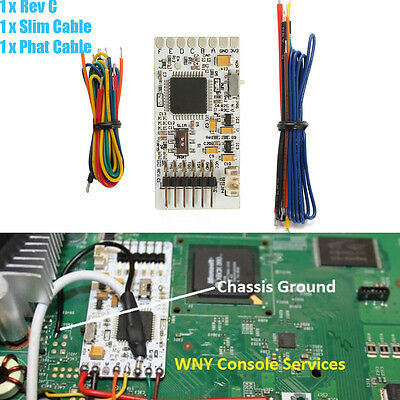 Slim Cable + Phat Cable For Coolrunner Rev C Jasper Support all Corona V1 to V6