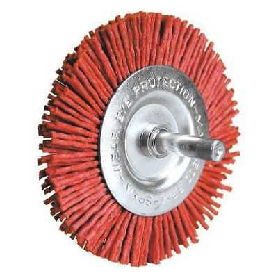 CENTURY DRILL AND TOOL 77433 Radial Brush,Fine Nylon, 150 Grit,3 in.
