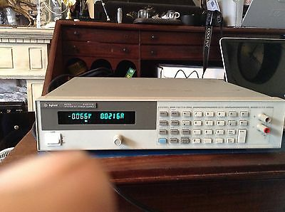 Agilent 6632 B System Dc  Power Supply
