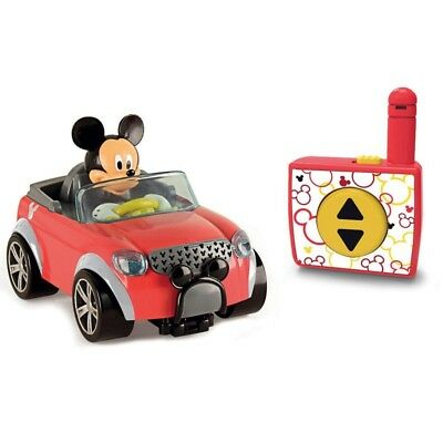 Imc Toys - City Fun Rc Car Mickey - Imcadi 181953