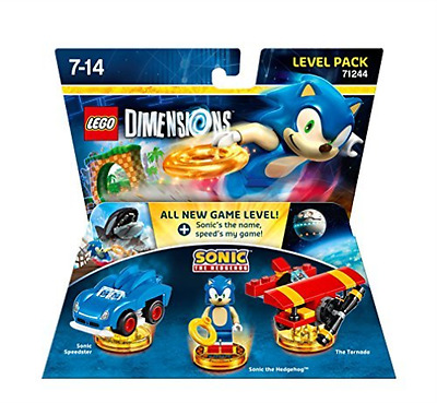 Peripherals (not machine speci-LEGO DIM LEVEL PK SONIC HEDGEH  AC NEU