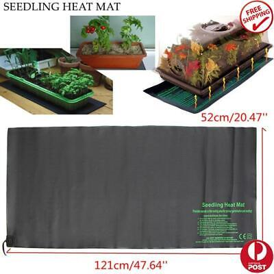 "48 x 20.47"" Propagation Seedling Heat Mat for Seed Clone Grow Warm Up Reptile"