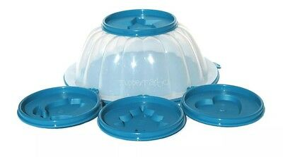 Tupperware Jelly Round Mould