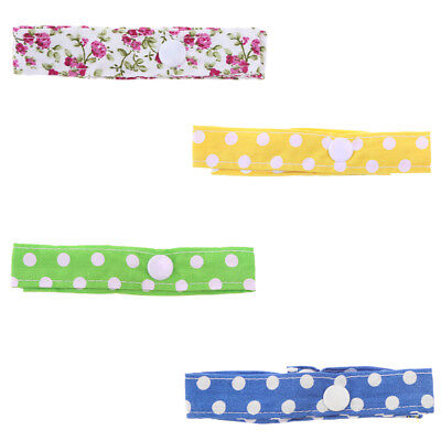 Stroller Strap Pacifier Holder Baby Toy Straps with Button Clasps Lost Belt
